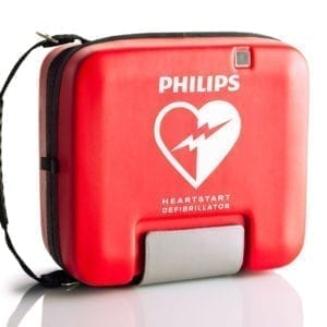 Philips FRx Aviation Battery - Code Blue Resources