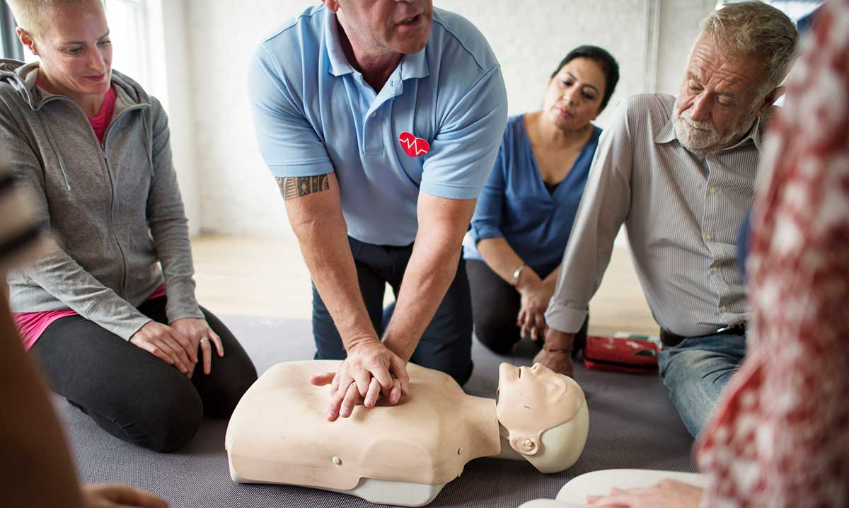 CPR training in Raleigh NC